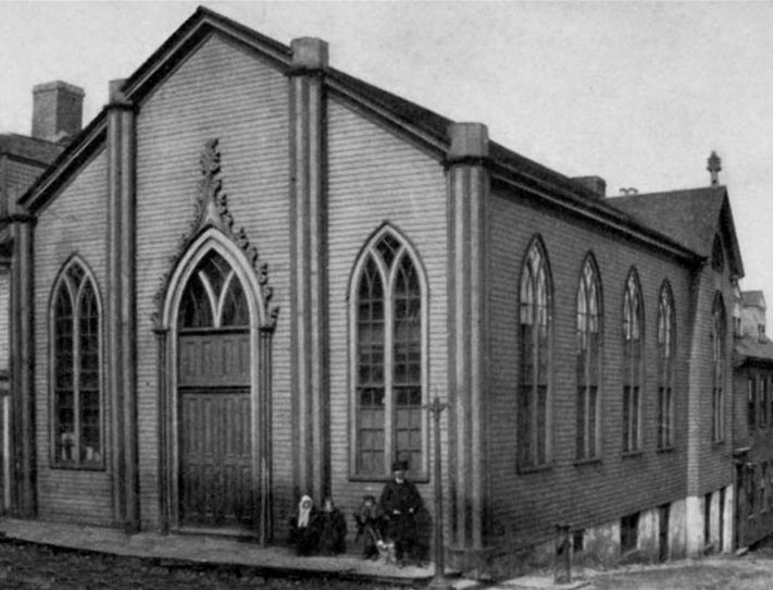 Baron de Hirsch or Starr Street Synagogue
