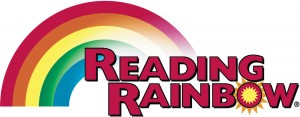 Original Reading Rainbow logo