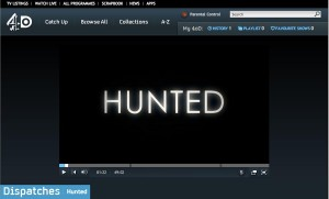 """Hunted"" documentary"