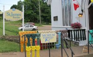 St James Textile Museum