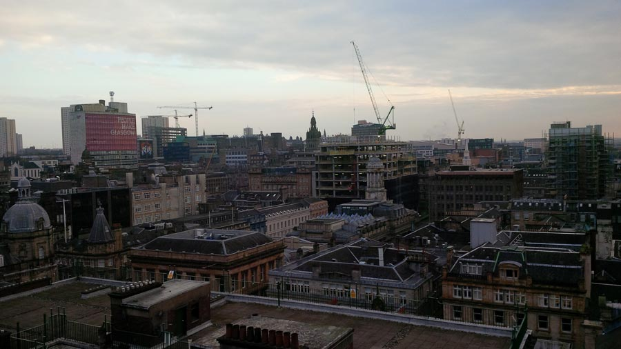 "Glasgow and the ""Style Mile"""