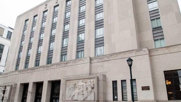 US Court House in Philadelphia