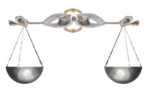 Is justice balanced?