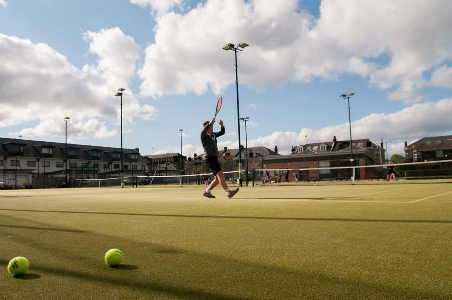 Woodend Bowling and Lawn Tennis Club