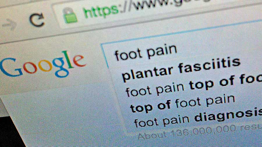 Pain in the Google