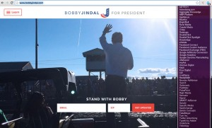 Bobby Jindal website