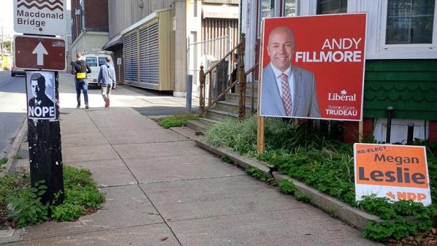Campaigning 2015