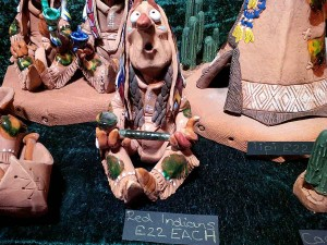 """Red Indians"" for sale"