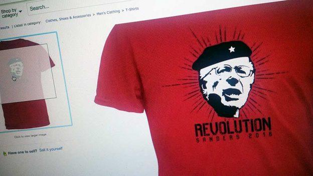 Bernie as Che